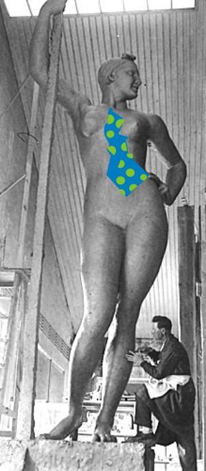 голые старые тетки фото